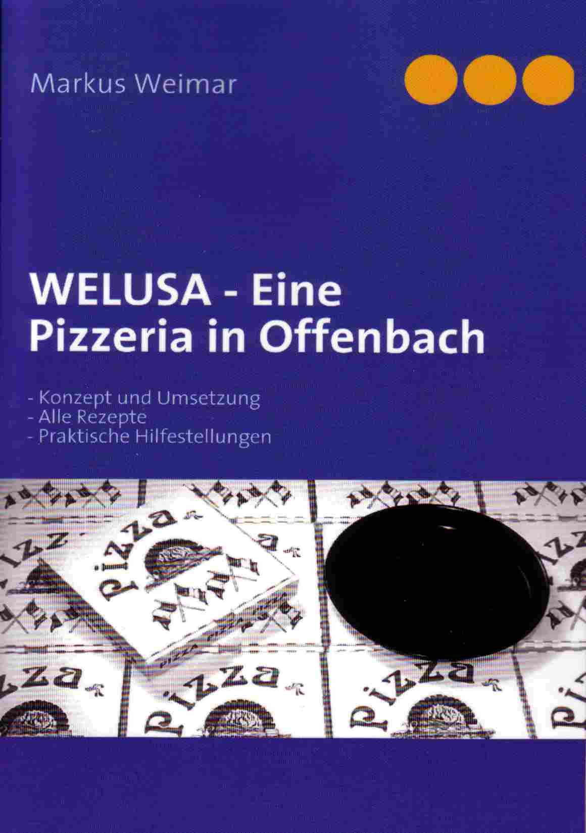 Welusa, das Buch