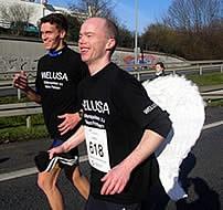 Zwei WELUSA Läufer